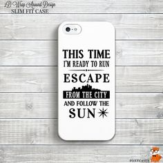 Ready to Run Lyrics One Direction Phone Case ($18) ❤ liked on Polyvore featuring accessories, tech accessories and phonecase's