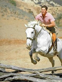 Ronald Reagan loved riding horses LOVE THIS! yet another reason this man is so great. if i ever have a daughter her name will be reagan Greatest Presidents, American Presidents, Presidents Usa, American History, My Horse, Horse Love, Horse Barns, Nancy Reagan, President Ronald Reagan
