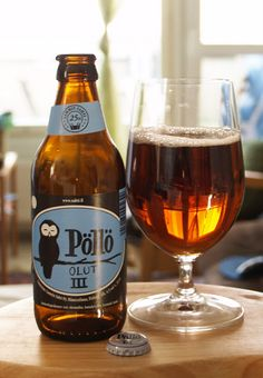 owl beer from Finland