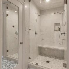 Steam Shower Design with Tilt Out Window