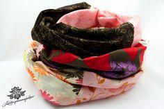 Loop bunt von Colourful Favorites ... Lieblingsmanufaktur auf DaWanda.com