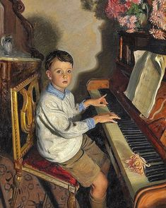 What is Your Painting Style? How do you find your own painting style? What is your painting style? Piano Player, Dahlia, Just Love, British, Guys, Fall, Artwork, Painting, Instagram