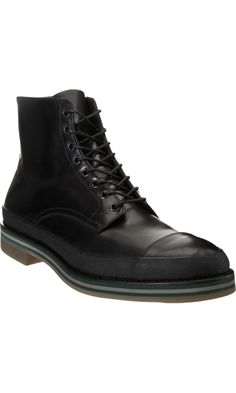 Endless Cap Toe Boot