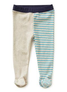 Baby Clothes Pants & Shorts Newborn Clothes Pants & Shorts | Stripe Legging | Seed Heritage 24.95$
