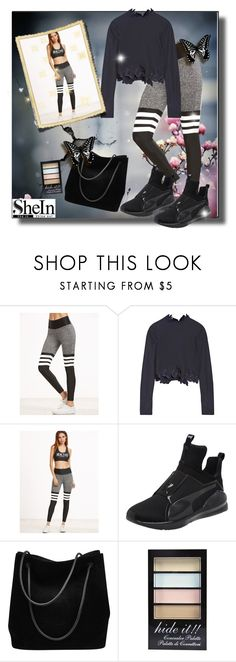 """SheIn!"" by shikha7710 ❤ liked on Polyvore featuring 3.1 Phillip Lim, Puma, Gucci, Boohoo, sporty and shein"