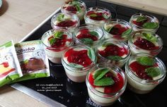 renate goes vegan: Schoko Vanille Dessert