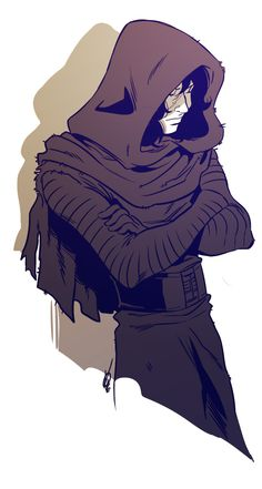 Kylo Ren by OlayaValle on DeviantArt