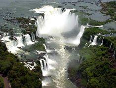 Cataratas del Iguazu Misiones Argentina