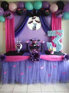 Vampirina Birthday Party Ideas