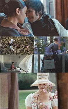 The breathtaking Bright Star - one of Aurora's favourite movies.