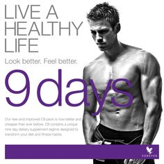 The Clean 9 program will allow you to start your voyage to a slimmer, healthier you. http://link.flp.social/MK4hSh