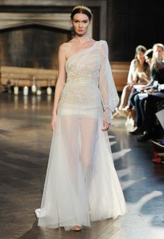 Inbal Dror Wedding Dresses Fall 2015 | Maria Valentino/MCV Photo