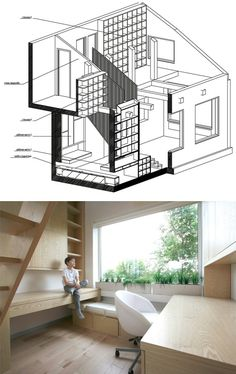 Sibling Spaces: Modular Rooms Made for Brother