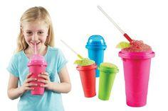 Chill Factor Squeeze Cup Slushy Maker
