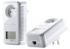 Devolo dLAN 500 AVsmart+ CPL avec écran LCD - Pack de 2 CPL