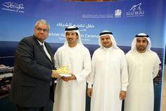 ISS celebrates successful cruise season and Dubai Tourism Award - Core Sector Communique