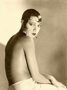 Josephine Baker, 1927.
