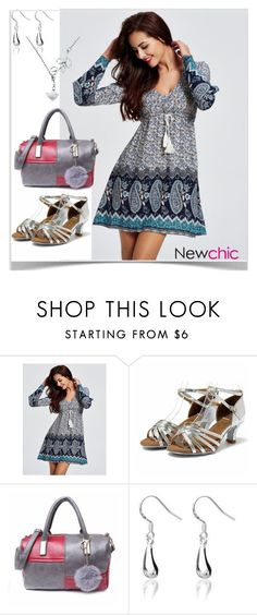 """""""NewChic"""" by kiveric-damira ❤ liked on Polyvore"""