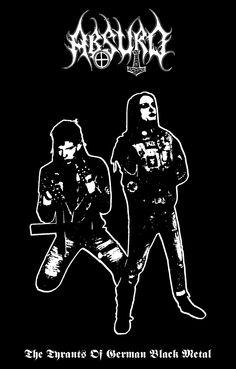 Absurd - german black metal - nsbm (1384×2166)