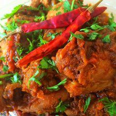 Bhuna Chicken Curry - Recipe @ fatimacooks.net