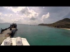 GoPro HD: Virgin Gorda BVI Ferry Dock.  This is the ferry dock on Vrigin Gorda in the British Virgin Islands.  There are always plenty for taxis waiting to take you anywhere.  Please share and enjoy my other GoPro videos and BVI videos too!  Filmed with GoPro HERO3+ Black Edition camera.