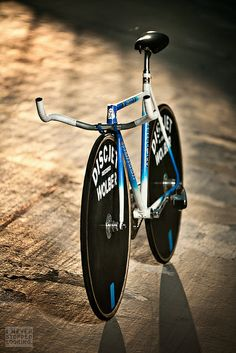 Track bikes are gorgeous
