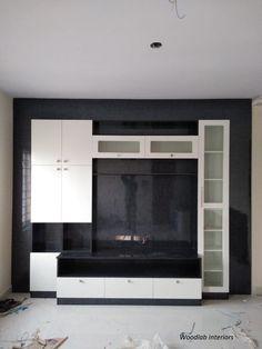Tv Unit Designs Homes regarding The house Tv Unit Furniture Design, Tv Unit Interior Design, Wardrobe Interior Design, Bedroom Bed Design, Home Room Design, House Design, Lcd Panel Design, Tv Unit Decor, Living Room Tv Unit Designs