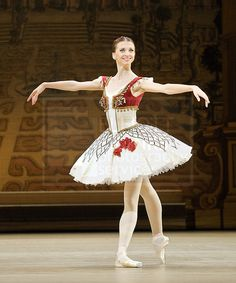 Grand Pas from Paquita The Bolshoi Ballet
