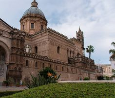 Palermo Cattedrale.