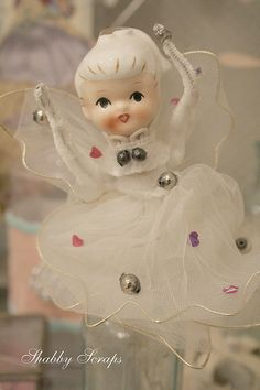 vintage angel copy by shabbyscraps, via Flickr