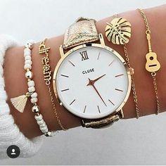 926e03041a Accesorios De Joyería, Joyería De Moda, Lentes, Reloj, Joyas, Relojes  Elegantes