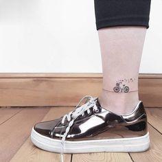 Удивительно милые и изящные татуировки мастера Ахмета Камбаза