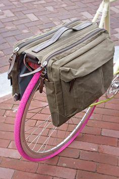 Bike bag!