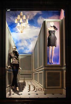 Dior в Bergdorf Goodman