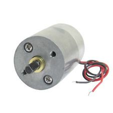 $11.85 60-460RPM DC 1.5-9V High Torque Gear Box Electric Speed Reduce Motor