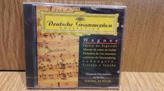 WAGNER. DEUTSCHE GRAMMOPHON COLLECTION. ED / ALTAYA - 1999 / PRECINTADO.