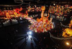 Millones celebran el Año Nuevo Chino