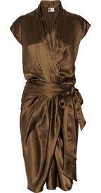 Lanvin Wrap Dress