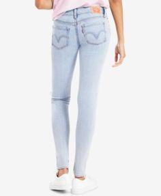 6cb8a93f23bfe Levi s 535™ Super Skinny Jeans Women - Jeans - Macy s