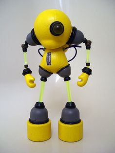 Mike Slobot and his Slobots Robot Sculptures | YouBentMyWookie