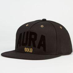 TimeCity Star Wars Gold Logo Beanie Hat
