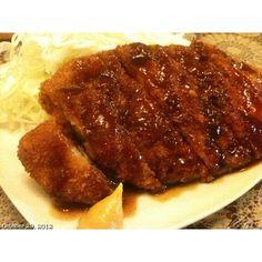 今晩は#とんかつ#ディナー #tonkatsu#japanese#food#dinner#pork#philippines