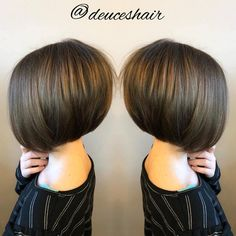 50 Cute Haircuts for Girls to Put You on Center Stage Sleek Bob With Sun-Kissed Highlights Asymmetrical Bob Haircuts, Short Bob Haircuts, Bob Hairstyles, Toddler Hairstyles, Medium Hairstyles, Natural Hairstyles, Little Girl Bob Haircut, Bob Haircut For Girls, Bob Haircuts For Kids