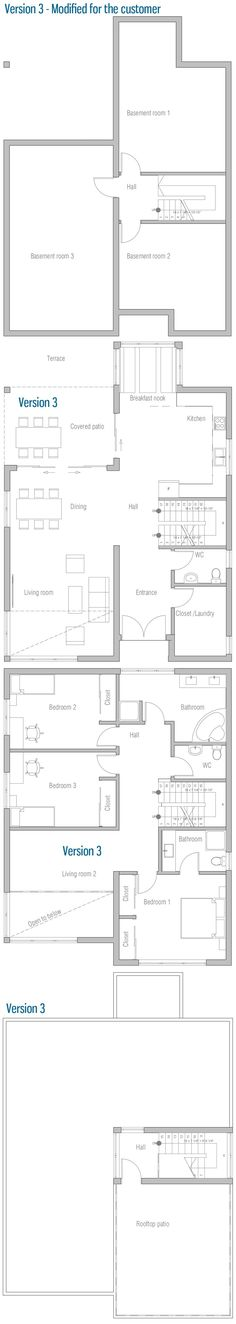 house design house-plan-ch395 20