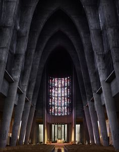 Gallery of Photography: Mid-Century Modern Churches by Fabrice Fouillet - 11