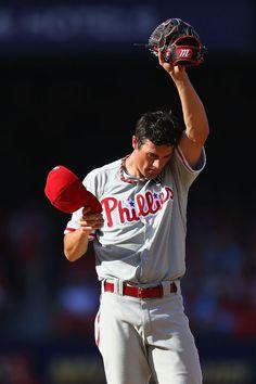Cole Hamels, Philadelphia Phillies
