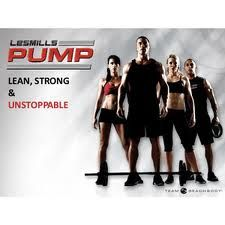 Les Mills Pump....great program. Highly recommend.