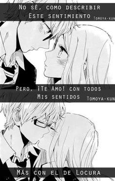 Te amo con locura♡