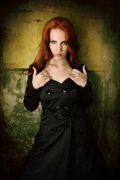 Goticus Eternus..: Epica: entrevista descontraída com a vocalista Holandesa Simone Simons