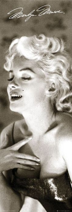 marilyn monroe-possibly my favorite pic.